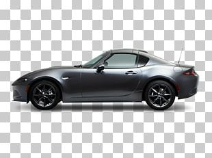 2017 Mazda MX-5 Miata RF Car New York International Auto Show Mazda MX-5 RF PNG