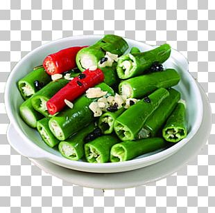 Bell Pepper Chili Pepper Sichuan Cuisine Vegetarian Cuisine Food PNG