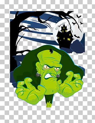 Cartoon Halloween Character PNG