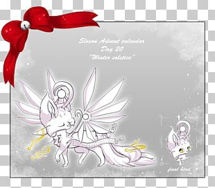 Illustration Cartoon Fairy Desktop Computer PNG
