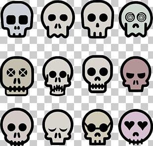 Human Skull Symbolism Drawing Comic Book PNG