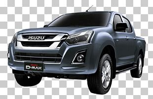 Isuzu D-Max Car Isuzu Motors Ltd. Pickup Truck PNG