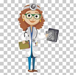 Physician Surgeon Medicine Cartoon PNG