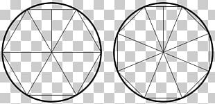 Circle Angle Regular Polygon Pyramid PNG