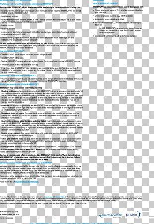 Johnson & Johnson Clothing Sizes Janssen Pharmaceutica NV Document United States PNG