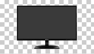 LED-backlit LCD Computer Monitors LCD Television Television Set Liquid-crystal Display PNG
