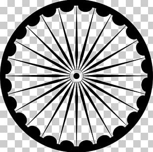Ashoka Chakra Dharmachakra PNG