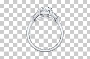 Gemological Institute Of America Diamond Cut Engagement Ring PNG