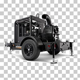 Pump Engine-generator Diesel Generator Generac Power Systems Diesel Engine PNG