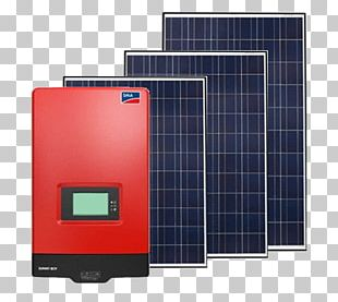 Solar Energy Solar Panels Grid-tied Electrical System Solar Cell PNG