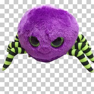 Spider Purple Doll Designer PNG