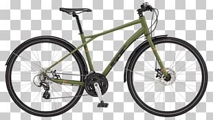 Bike 2019 GT Bicycles Hybrid Bicycle Sport PNG