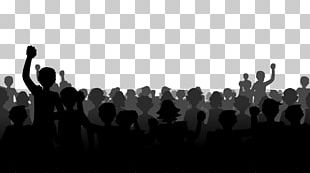 Crowd PNG