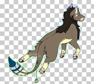 Dog Horse Cat Cartoon Tail PNG
