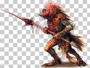 Dungeons & Dragons Pathfinder Roleplaying Game Locathah Elf Humanoid PNG