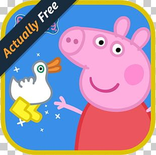 Peppa Pig: Golden Boots Peppa Pig: Sports Day Peppa Pig: Party Time PJ Masks: Super City Run Game PNG
