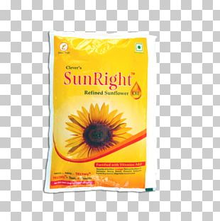 Sunflower Seed Common Sunflower Sunflower Oil Cooking Oils PNG