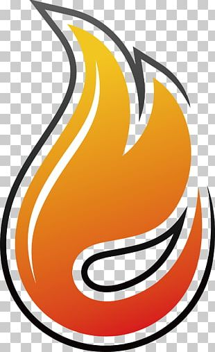 Icon Design Flame Icon PNG