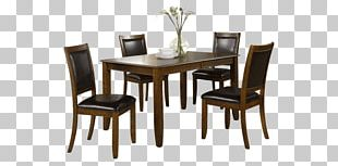 Table Dining Room Chair Kitchen Furniture PNG