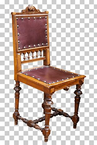 Chair Leather Seating PNG
