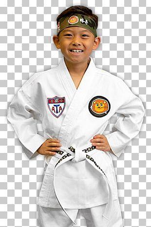 Dobok ATA Martial Arts Lakewood Taekwondo PNG