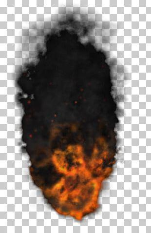 Fire Flame Smoke PNG