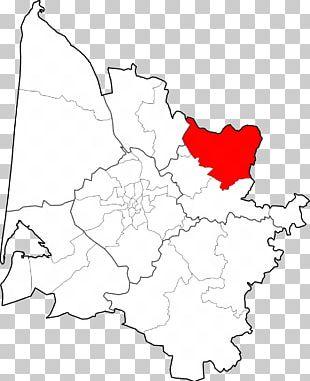 Libourne Canton Of Le Nord-Libournais Cantoanele Franței PNG