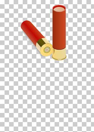 Shotgun Shell Ammunition PNG