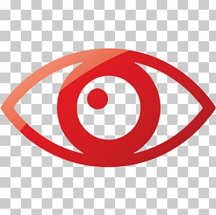 Computer Icons Red Eye PNG