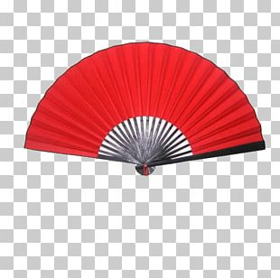 Japan Hand Fan Silk Wangxingji Paper PNG
