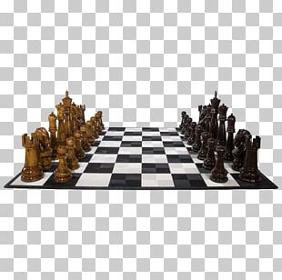 Chess Piece Queen King Chess Table PNG