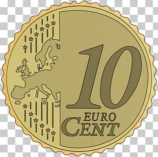 Penny 1 Cent Euro Coin 20 Cent Euro Coin PNG