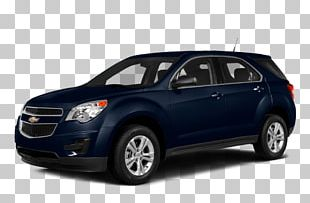 Sport Utility Vehicle Front-wheel Drive 2014 Chevrolet Equinox LS Car PNG