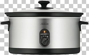 Slow Cookers Sunbeam Products Home Appliance Cooking Crock PNG