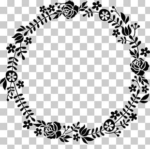 Wreath Rubber Stamp Wedding Invitation Flower Postage Stamps PNG