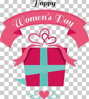 International Womens Day Woman Valentines Day PNG