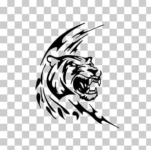 Panther Lion Leopard Drawing White Tiger PNG