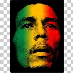 Bob Marley Rastafari Reggae Natty Dread PNG