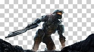 Halo 4 Master Chief Xbox 360 Halo 3 Halo: Spartan Assault PNG