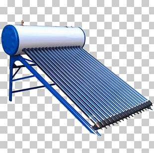 Solar Energy Solar Thermal Collector Solar Water Heating Storage Water Heater Calentador Solar PNG
