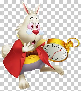Alice's Adventures In Wonderland White Rabbit The Mad Hatter Through The Looking-glass. PNG