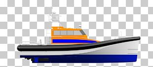 Damen SAR 1906 Lifeboat Search And Rescue Royal Netherlands Sea Rescue Institution PNG