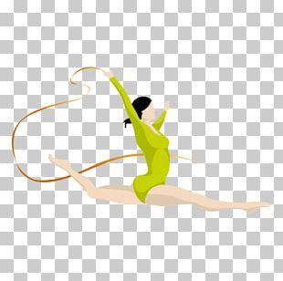 Rhythmic Gymnastics Artistic Gymnastics Drawing PNG