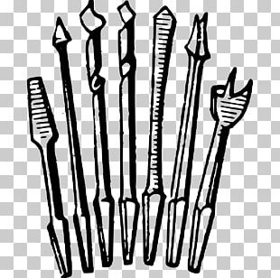 Augers Drill Bit Tool PNG