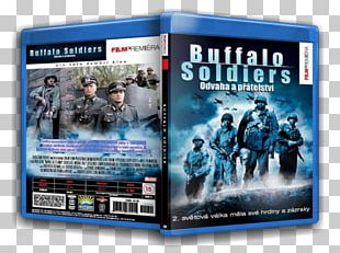 Buffalo Soldier Film American Bison DVD Product PNG