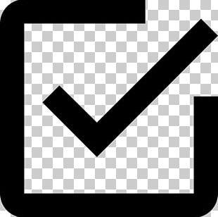 Checkbox Computer Icons Check Mark PNG