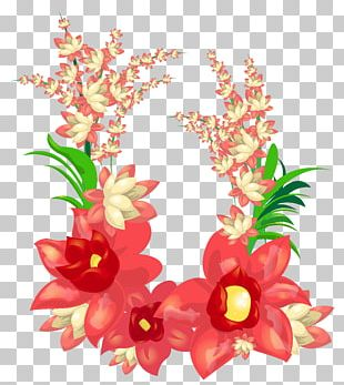 Artificial Flower Floral Design PNG
