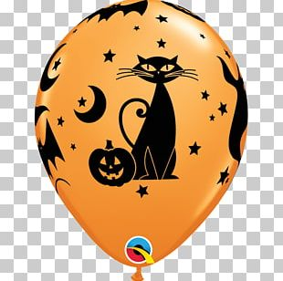 Balloon Halloween Costume Party PNG