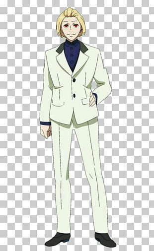 Tokyo Ghoul Character PNG