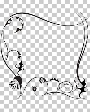 Monochrome Painting PNG